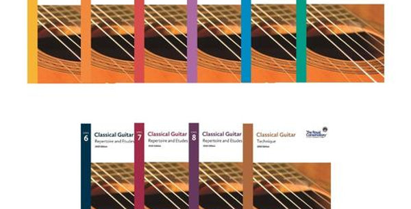 Guitar Series Complete Set