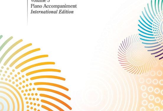Suzuki Violin School Volume 5 Piano Accompaniment
