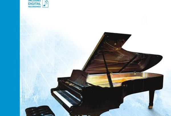 Piano Etudes Level 4