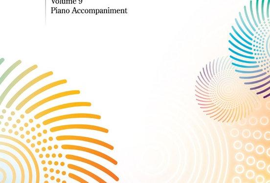 Suzuki Viola School Volume 9 Piano Accompaniment