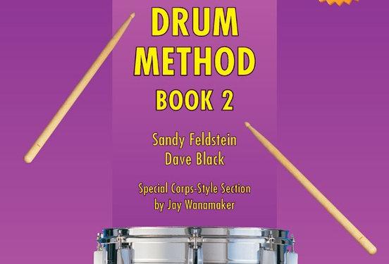 Drum Method Book 2