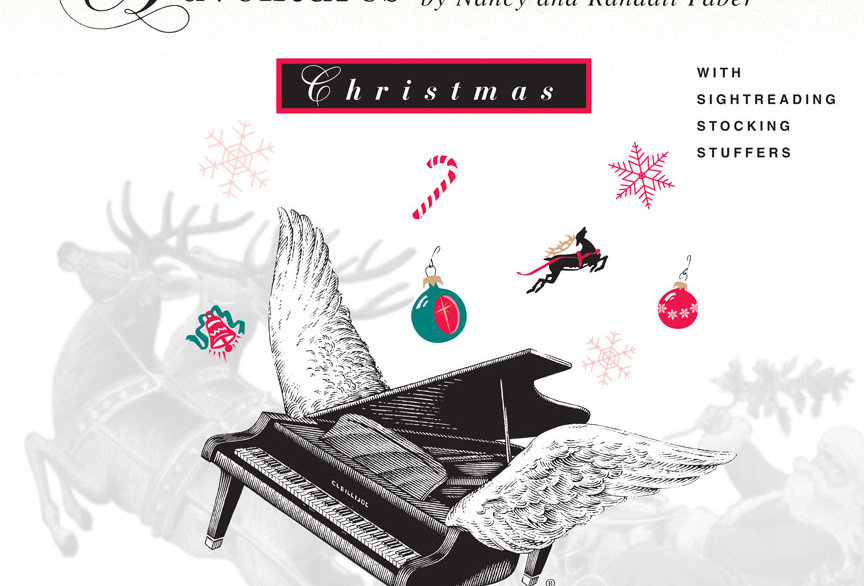 Accelerated Piano Adventures: Christmas Book 1