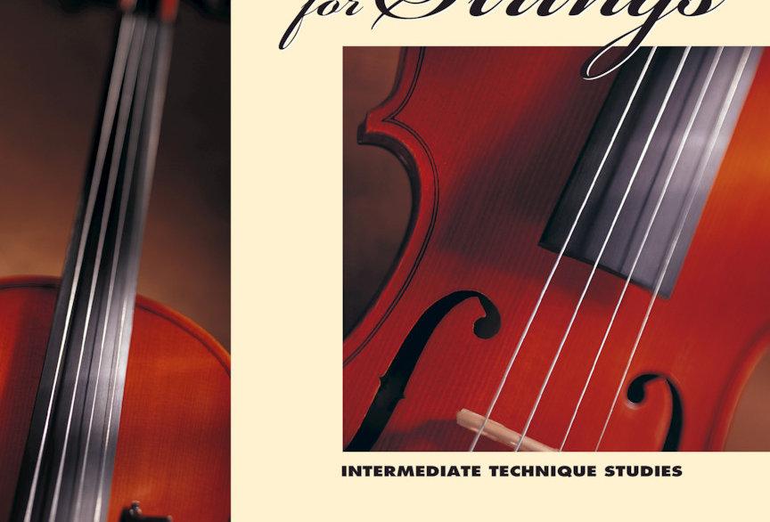 Violin Essential Technique for Strings Book 3