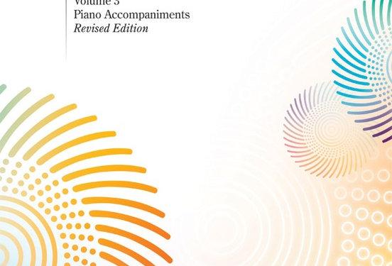 Suzuki Viola School Volume 3 Piano Accompaniment