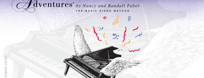 Piano Adventures: Lesson Book Primer Level