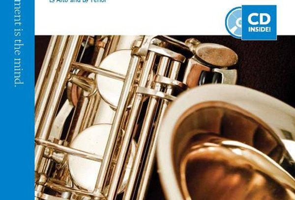 Saxophone Repertoire Level 4