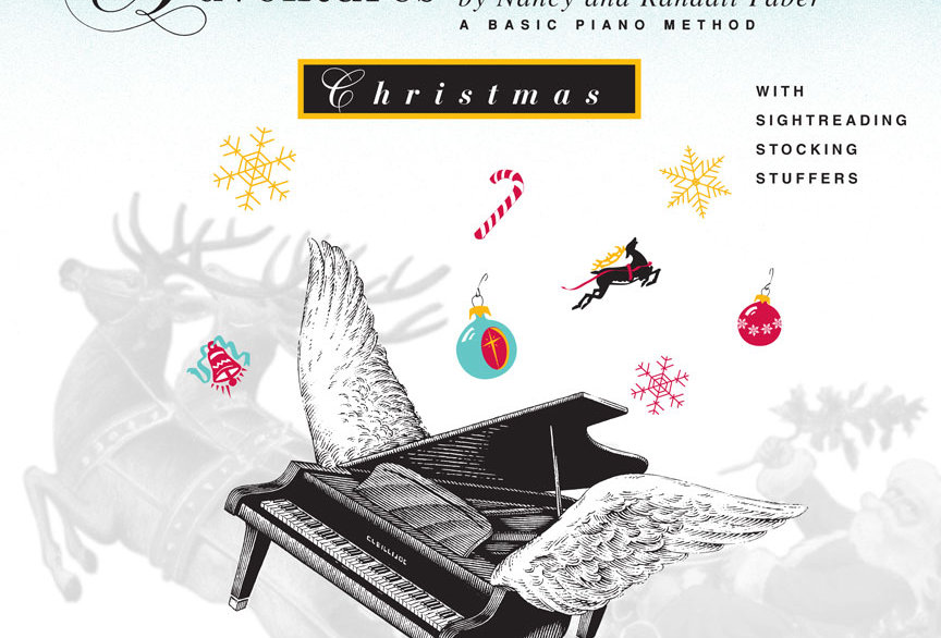 Piano Adventures: Christmas Book Level 3A