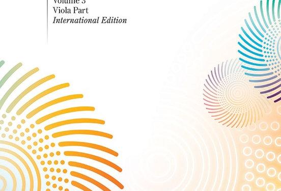 Suzuki Viola School Volume 3