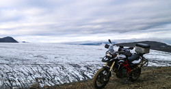 Iceland motorcycle tour
