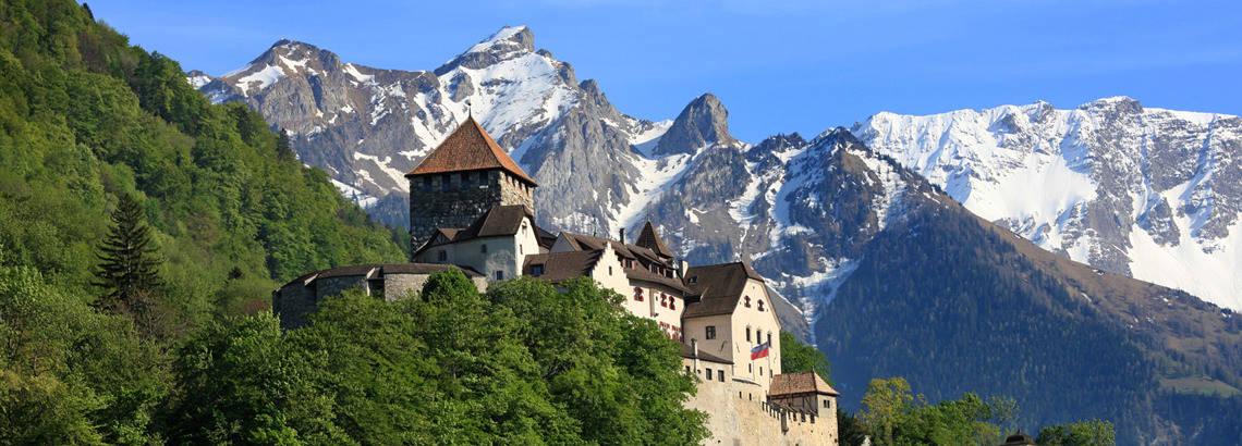 Grand Tour Europa, Lichtenstein
