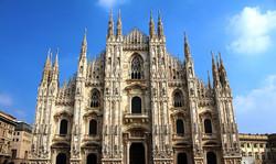 Grand Tour Europa, Milão