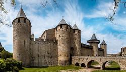Grand Tour Europa, Carcassonne