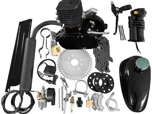 66/80cc ONE-PIECE JUG FULL ENGINE KIT -BLACK