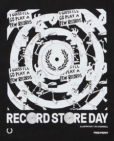 Fred Perry Record Store Day Tote Bag