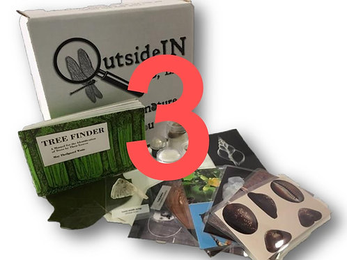 3-month Nature Box subscription
