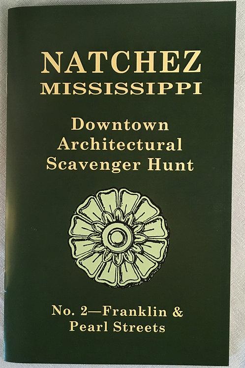 Downtown Natchez Architectural Scavenger Hunt