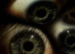 'going blind - Panic'