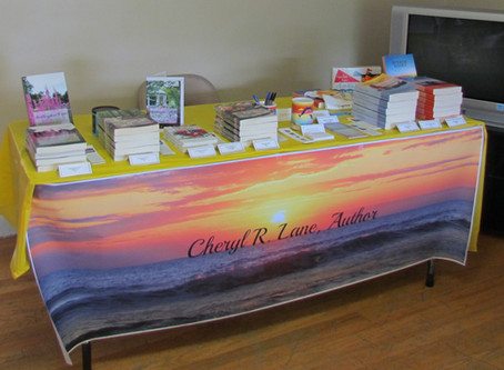 Book Signing in Tennessee