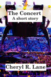 The Concert short story cover