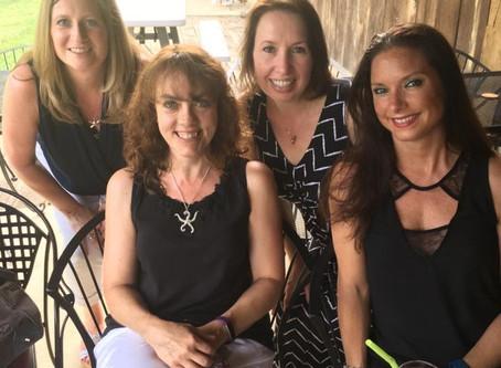 Girls Weekend in Wine Country