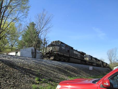 Jonesborough Train