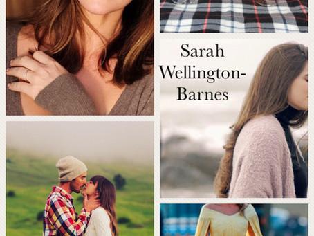 Meet Sarah Wellington-Barnes