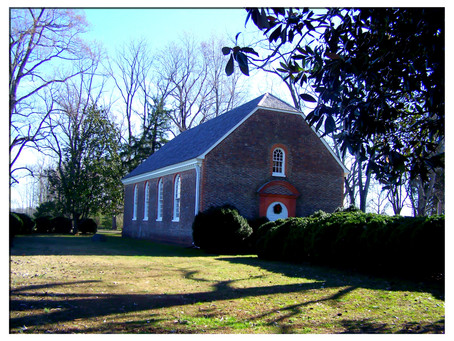 Historic Weston Church
