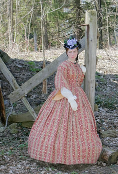 This Southern belle could be my inspiraton for Judy.