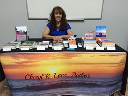 Ready for the book signing