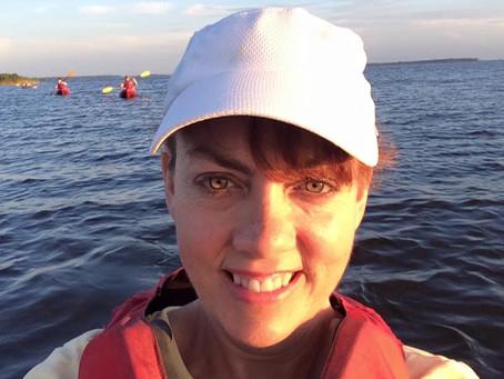Kayaking at False Cape