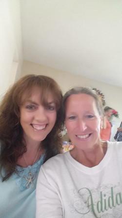 Selfie with Karen