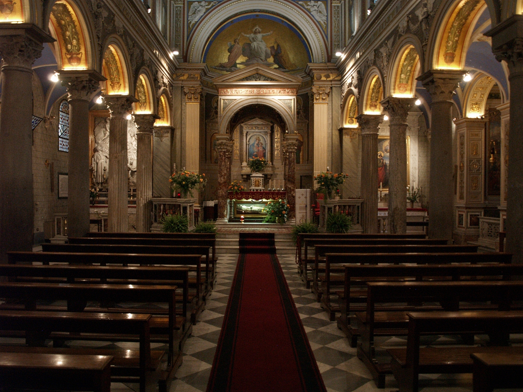 Igreja San Salvatore