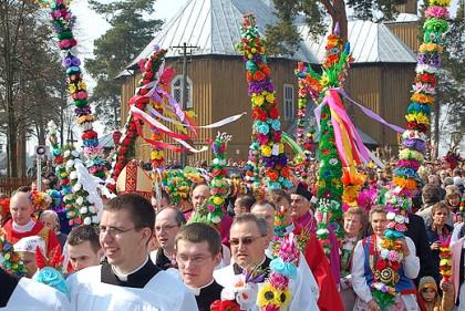 Tradições da Páscoa na Polônia.