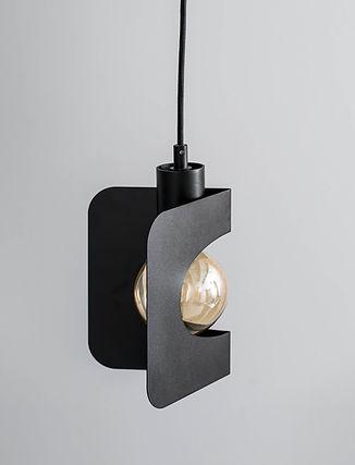 Black Hanging Lamp
