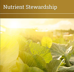 Nutrient Stewardship Fert Canada homepag