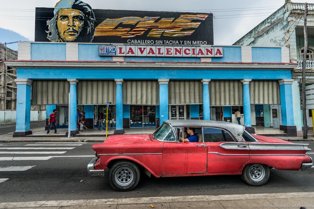 Street live - Cienfuegos