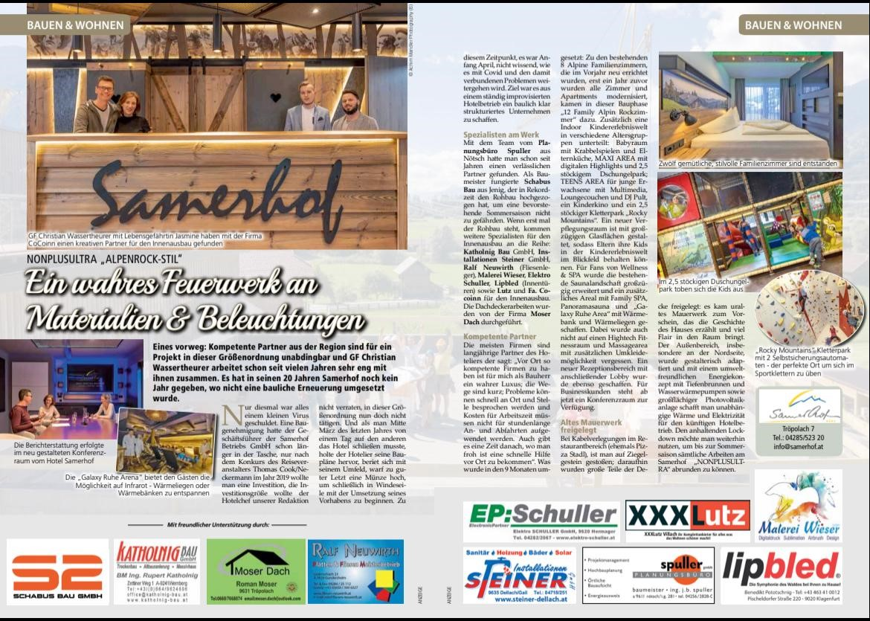 Samerhof Zeitung