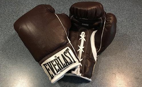 Replica Professional Fight Boxing Gloves - 20th Century 1960's