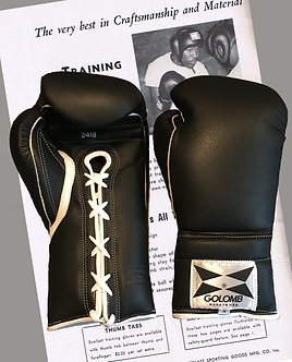 GOLOMB USA American Training Boxing Glove Custom made in the USA