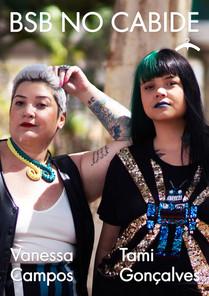 Vanessa Campos e Tami Gonçalves   moda PLUS SIZE com a loja Minha Nossa! # editorial 5