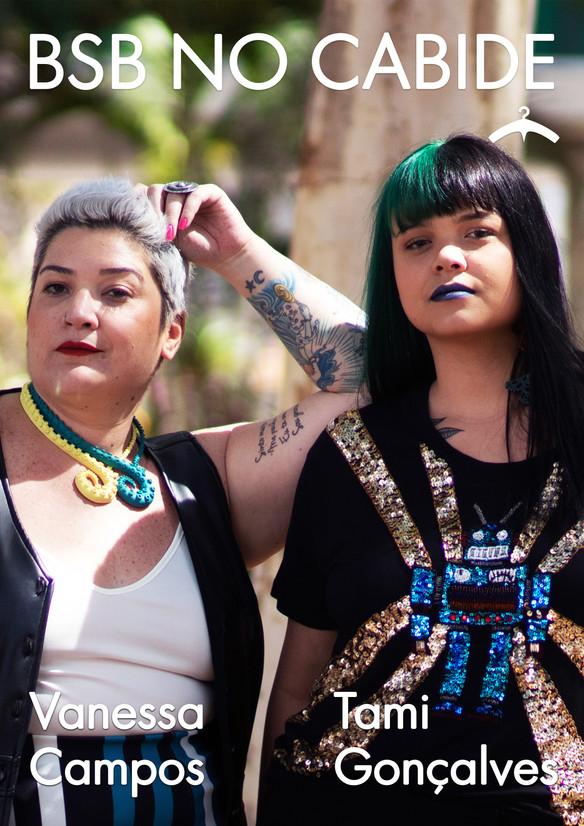 Vanessa Campos e Tami Gonçalves | moda PLUS SIZE com a loja Minha Nossa! # editorial 5