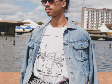 Pedro Augusto | Roupas de Brechó e Bazar # editorial 3