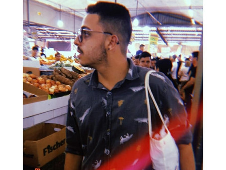 Look do Dia: Diogo Moreira