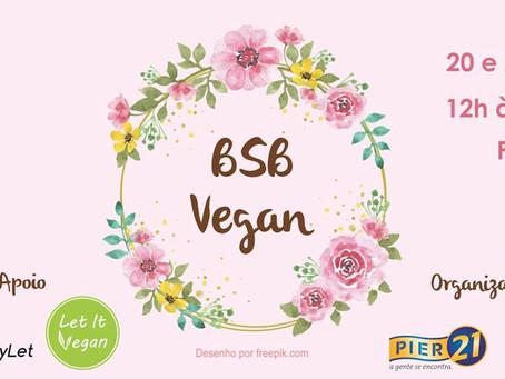 Eventos Vegan em Brasília <3
