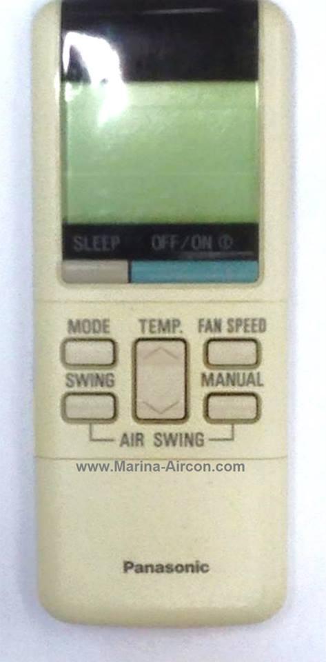 Panasonic Air-con Remote Control