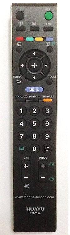Sony TV Remote Control