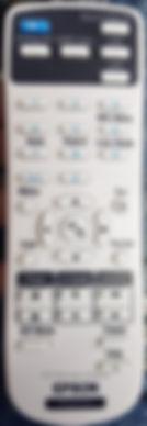 Epson-Projector-Remote-Control