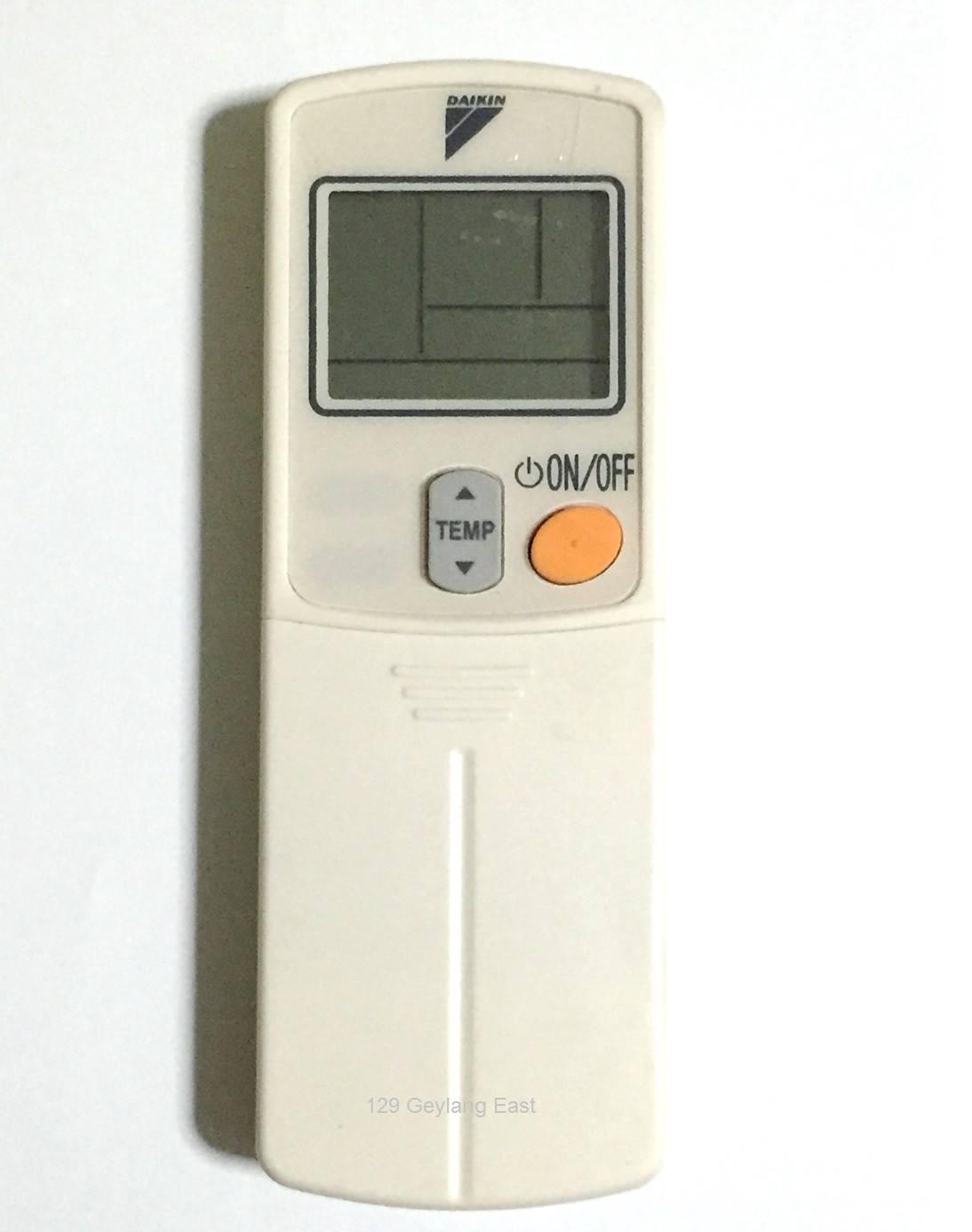 Daikin Air-con Remote Control