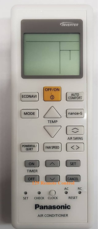 Genuine Original Panasonic AirCon Remote Control - A75C2176