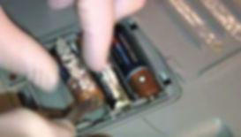 Remote Control Battery Corrosion Repar